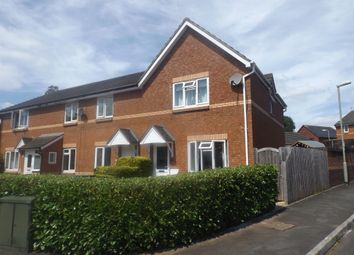 Thumbnail 3 bed end terrace house for sale in Grasslands Drive, Pinhoe, Exeter