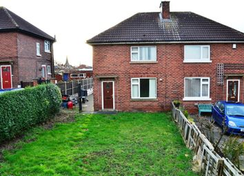 Thumbnail 2 bed semi-detached house for sale in 12 Cottenham Road, Rotherham
