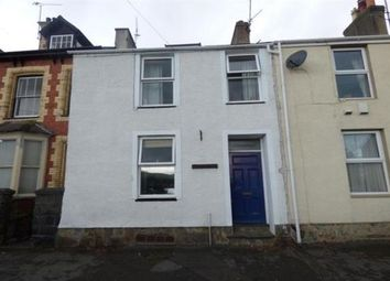 Thumbnail 2 bed terraced house to rent in Garth Road, Bangor