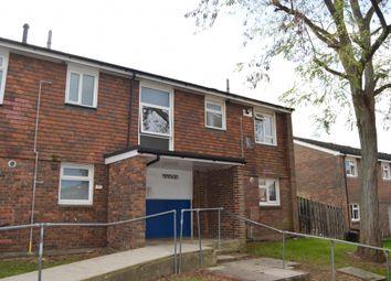 Thumbnail 1 bed flat for sale in Sevenoaks Close, Romford