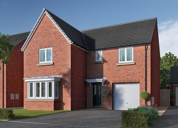"Thumbnail 4 bed detached house for sale in ""The Grainger"" at Ripon Road, Killinghall, Harrogate"