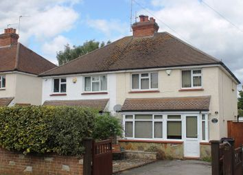 Thumbnail 3 bed semi-detached house for sale in Dawnay Road, Bookham, Leatherhead