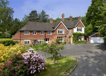 Thumbnail 7 bed detached house for sale in Common Road, Ightham, Sevenoaks, Kent
