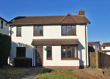 Thumbnail 4 bedroom detached house for sale in Buttercombe Close, Ogwell, Newton Abbot