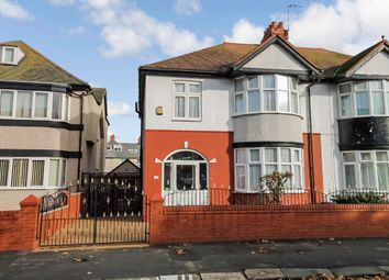 Thumbnail 3 bed semi-detached house for sale in Butterton Road, Rhyl