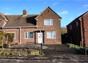 Thumbnail 3 bed semi-detached house for sale in Laurel Avenue, Ripley