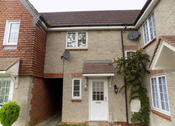 Thumbnail 3 bedroom terraced house for sale in Lowland Close, Broadlands, Bridgend.