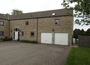 Thumbnail 4 bed barn conversion for sale in Jenkyn Lane, Shepley, Huddersfield