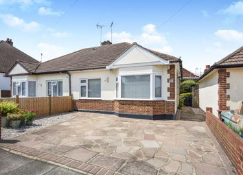 Dulverton Avenue, Westcliff-On-Sea SS0. 2 bed semi-detached bungalow
