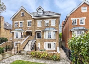 Thumbnail 5 bed property for sale in Cromwell Road, Teddington
