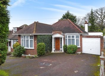 Thumbnail 2 bed detached bungalow for sale in Hillside Road, Northwood