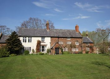 Thumbnail 6 bed detached house for sale in Pensby Hall Lane, Heswall, Wirral