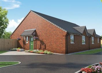 "Thumbnail 2 bed bungalow for sale in ""The Clover At Mill Farm, Tibshelf"" at Mansfield Road, Tibshelf, Alfreton"