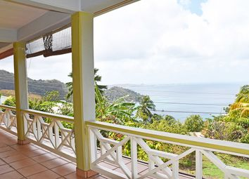 Thumbnail 4 bed detached house for sale in Caribbeanvilla, Mount Moritz, Grenada