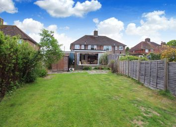 Thumbnail 3 bed semi-detached house for sale in Handcross Road, Plummers Plain, Horsham