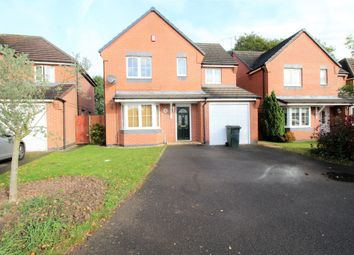 Thumbnail 4 bedroom detached house to rent in Lucerne Close, Aldermans Green, Coventry