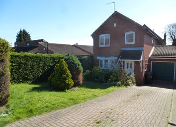 Thumbnail 3 bed detached house for sale in Peakes Croft, Bawtry, Doncaster