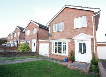 Thumbnail 3 bed link-detached house for sale in Croesonen Parc, Abergavenny