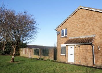 Thumbnail 1 bed terraced house for sale in Harrier Close, Lee-On-The-Solent