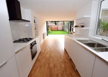 Thumbnail 3 bed terraced house to rent in Strone Road, Forest Gate, London