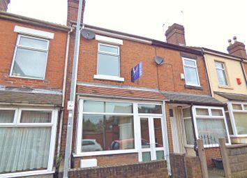 Thumbnail 2 bed terraced house to rent in Macclesfield Street, Burslem, Stoke-On-Trent