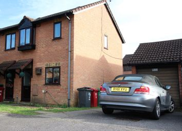 Thumbnail 2 bed end terrace house for sale in Lochinvar Close, Cippenham, Slough