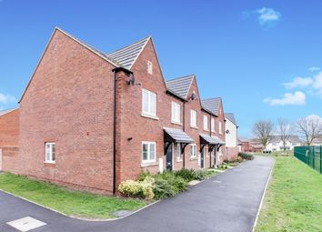 Thumbnail 4 bed end terrace house to rent in Bourne End, Upper Heyford, Bicester