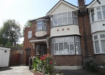 Thumbnail 4 bed semi-detached house to rent in Palace Court Gardens, Muswell Hill
