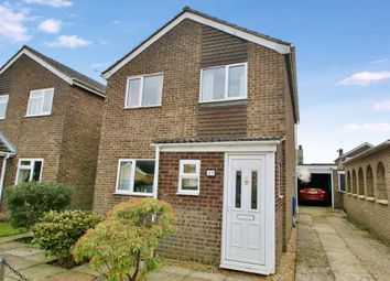 Thumbnail 3 bed detached house for sale in Westacre Drive, Old Catton, Norwich