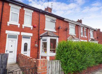 Thumbnail 3 bedroom terraced house to rent in Newbiggin Road, Ashington