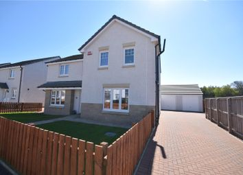 Thumbnail 4 bed detached house for sale in Thomson Road, Armadale, Bathgate, West Lothian