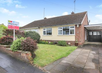 Thumbnail 2 bed semi-detached bungalow for sale in Springfield Lane, Kidderminster