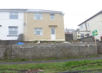 Thumbnail 3 bed semi-detached house for sale in St. Cynwyds Avenue, Maesteg