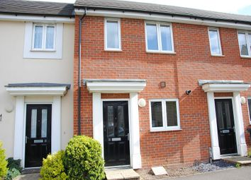 Thumbnail 2 bed terraced house for sale in Jovain Way, Ipswich, Suffolk