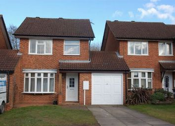 Thumbnail 3 bed detached house for sale in Brampton Way, Brixworth, Northampton