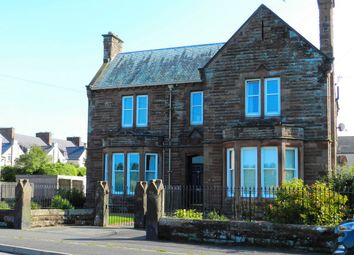 Thumbnail 3 bed flat for sale in Upper Apartment, Cereal House, 24A North Street, Annan, Dumfries & Galloway