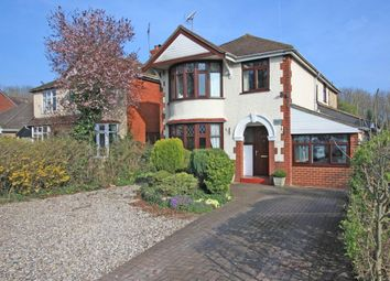 Thumbnail 3 bed detached house for sale in Highworth Road, Swindon