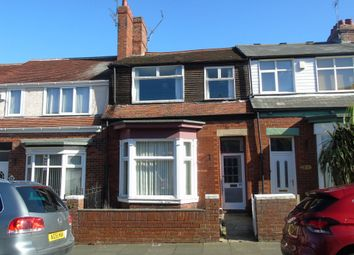 Thumbnail 3 bed terraced house for sale in Colchester Terrace, Sunderland