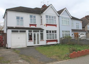 Thumbnail 5 bed semi-detached house to rent in Whitmore Road, Harrow
