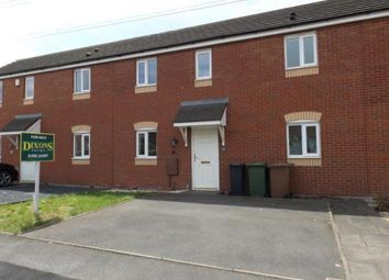 Thumbnail 2 bed terraced house for sale in Princethorpe Road, Willenhall, West Midlands