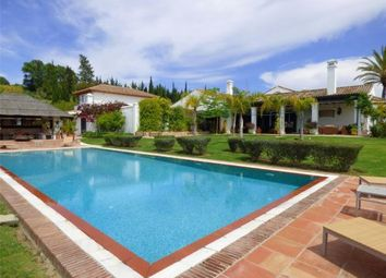 Thumbnail 8 bed farmhouse for sale in Montenegral Alto, San Martin De Tesorillo, Andalucia, Spain, 11340