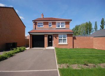 Thumbnail 3 bed detached house for sale in Corver Way, Benton, Newcastle Upon Tyne
