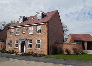 Thumbnail 5 bed detached house for sale in Scholars Place, Worksop, Nottinghamshire
