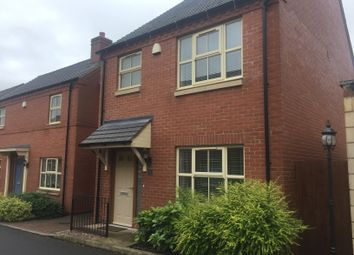 Thumbnail 3 bed semi-detached house to rent in Bakers Field, Leicester