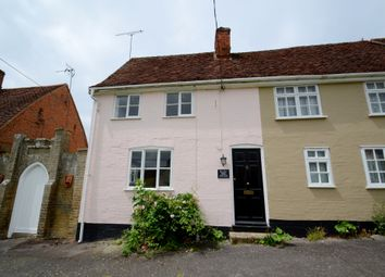 Thumbnail 2 bed cottage to rent in Church Hill, Monks Eleigh, Ipswich