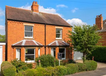 Thumbnail 3 bed detached house for sale in Ickworth Road, Sleaford, Lincolnshire