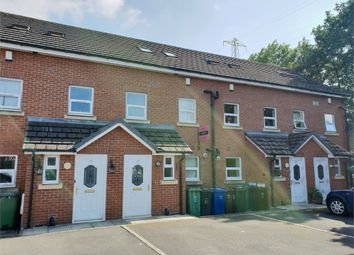 Thumbnail 3 bed town house to rent in Penrice Close, Radcliffe, Manchester