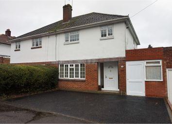 Thumbnail 3 bed semi-detached house for sale in Grange Crescent, Tenterden