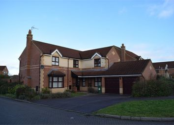 Thumbnail 4 bed detached house to rent in Farjeon Court, Old Farm Park, Milton Keynes, Buckinghamshire