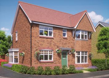Thumbnail 4 bed detached house for sale in The Stratford, Milard Grange, Off Thorn Road
